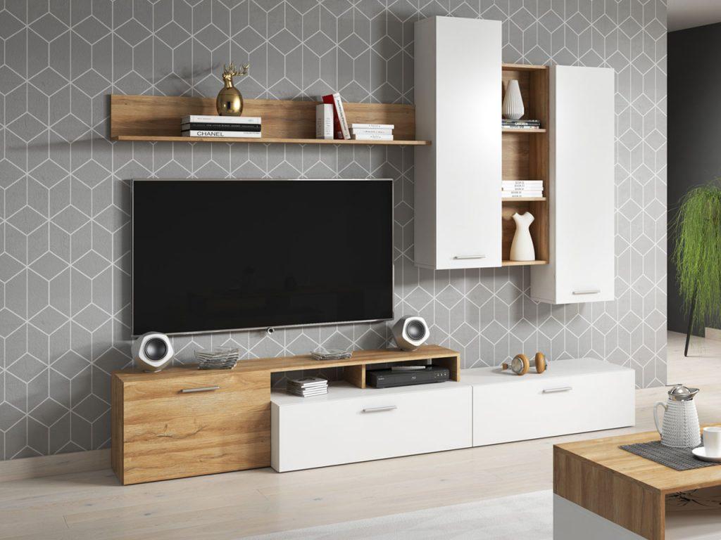 Moderní obývací stěna Armont - Inspirace a fotogalerie