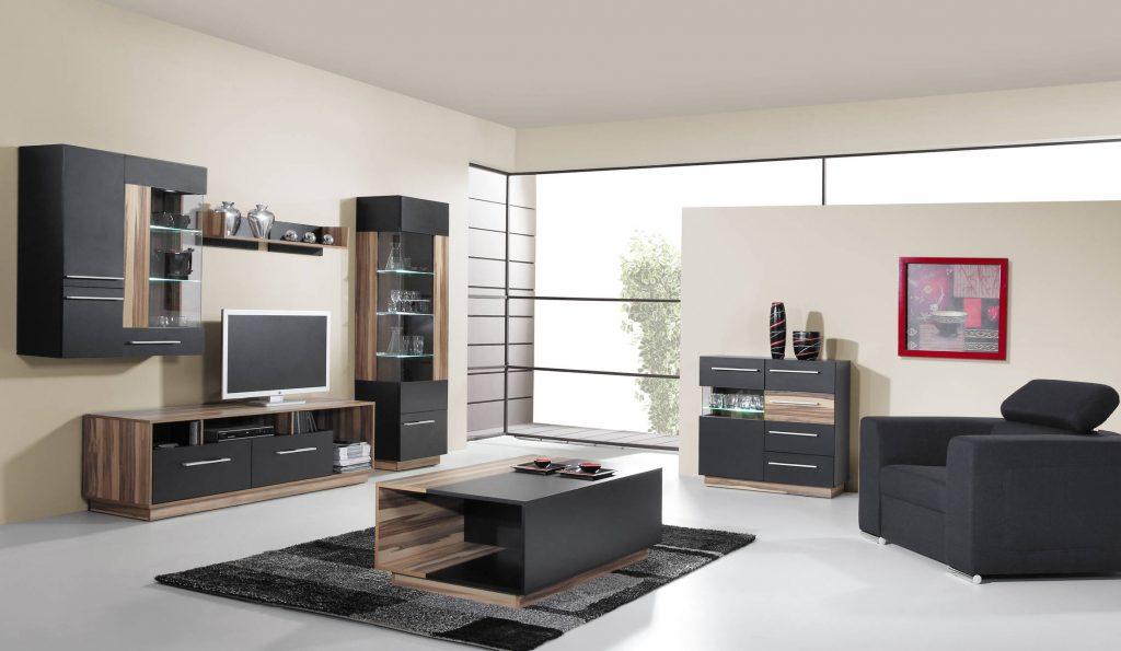 Obývací stě›na Meba D - Inspirace a fotogalerie
