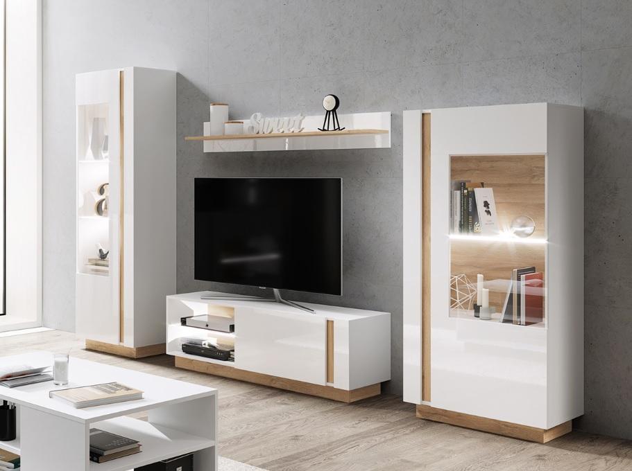 Moderní bytový nábytek Airoo sestava C - Inspirace a fotogalerie