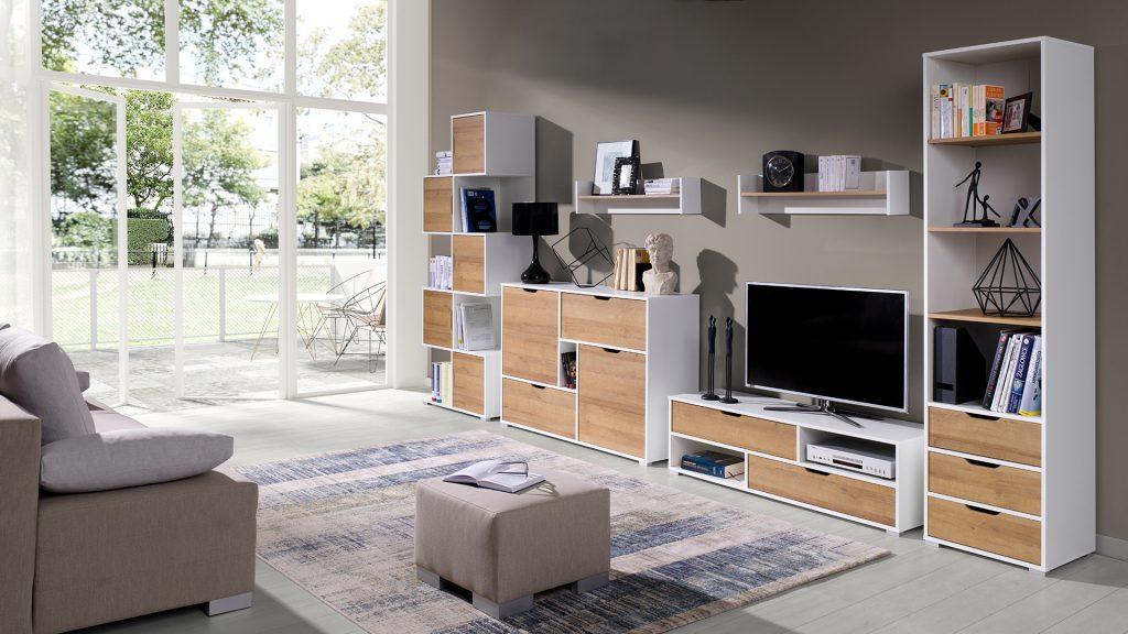Moderní bytový nábytek Arabela sestava A - Inspirace a fotogalerie