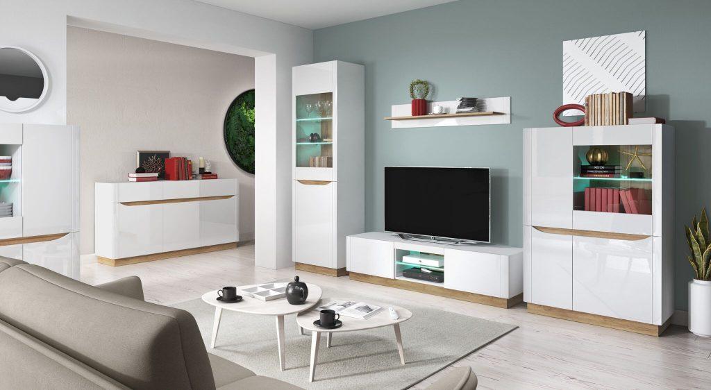 Moderní bytový nábytek Ascoli - Inspirace a fotogalerie