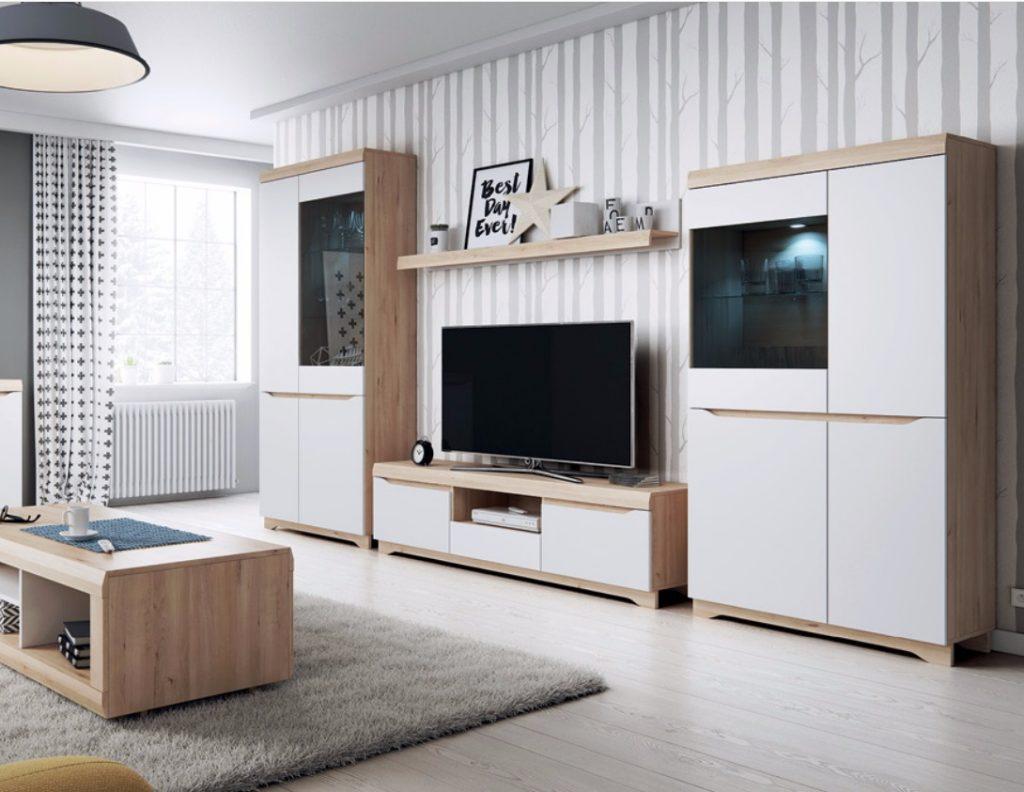 Moderní bytový nábytek Avilla MDF - Inspirace a fotogalerie