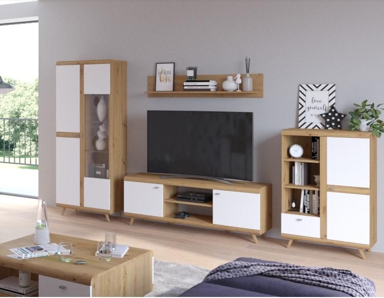 Moderní bytový nábytek Bravex