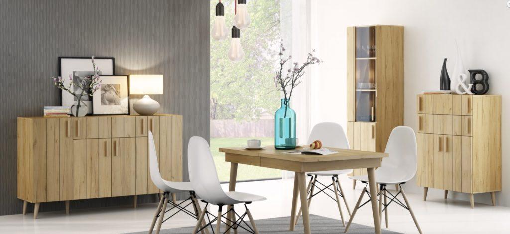 Designový nábytek Brela sestava A - Inspirace a fotogalerie
