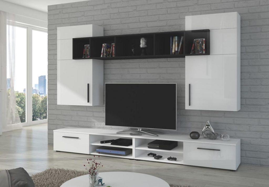 Moderní obývací stěna Brela