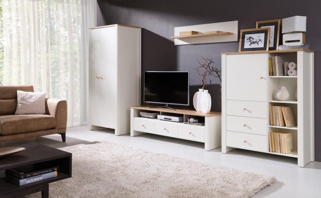 Moderní bytový nábytek Bremen sestava A