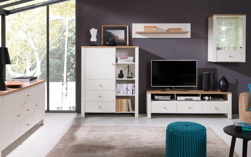 Moderní bytový nábytek Bremen sestava C
