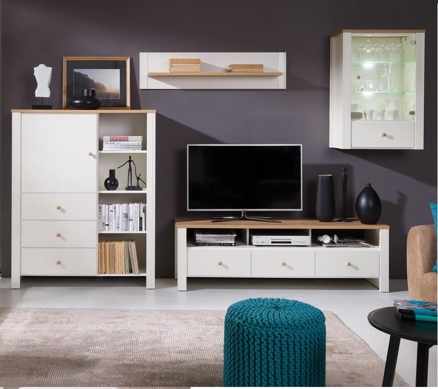 Moderní bytový nábytek Bremen sestava D
