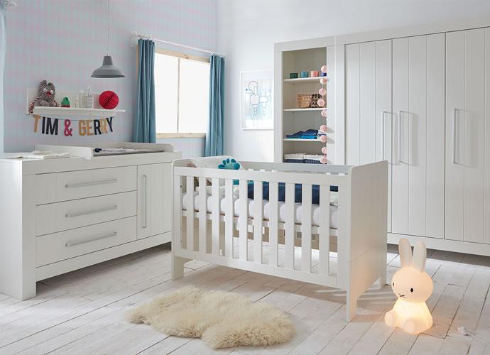 Dětský pokojíček Calpe sestava B - Inspirace a fotogalerie