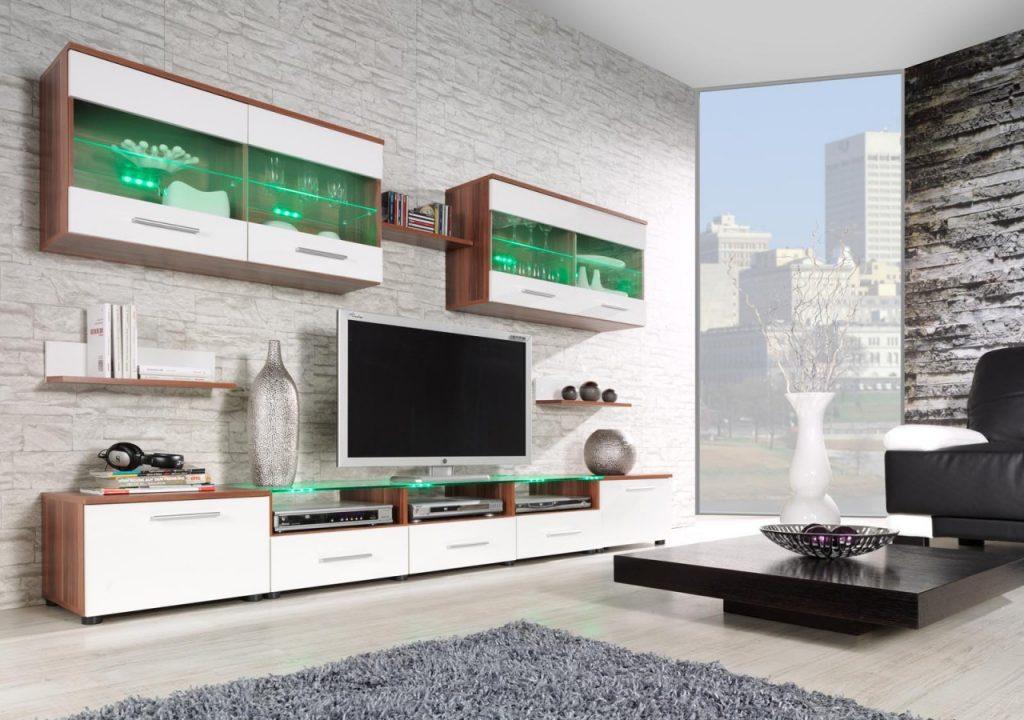 Obývací stěna Ama I D - Inspirace a fotogalerie
