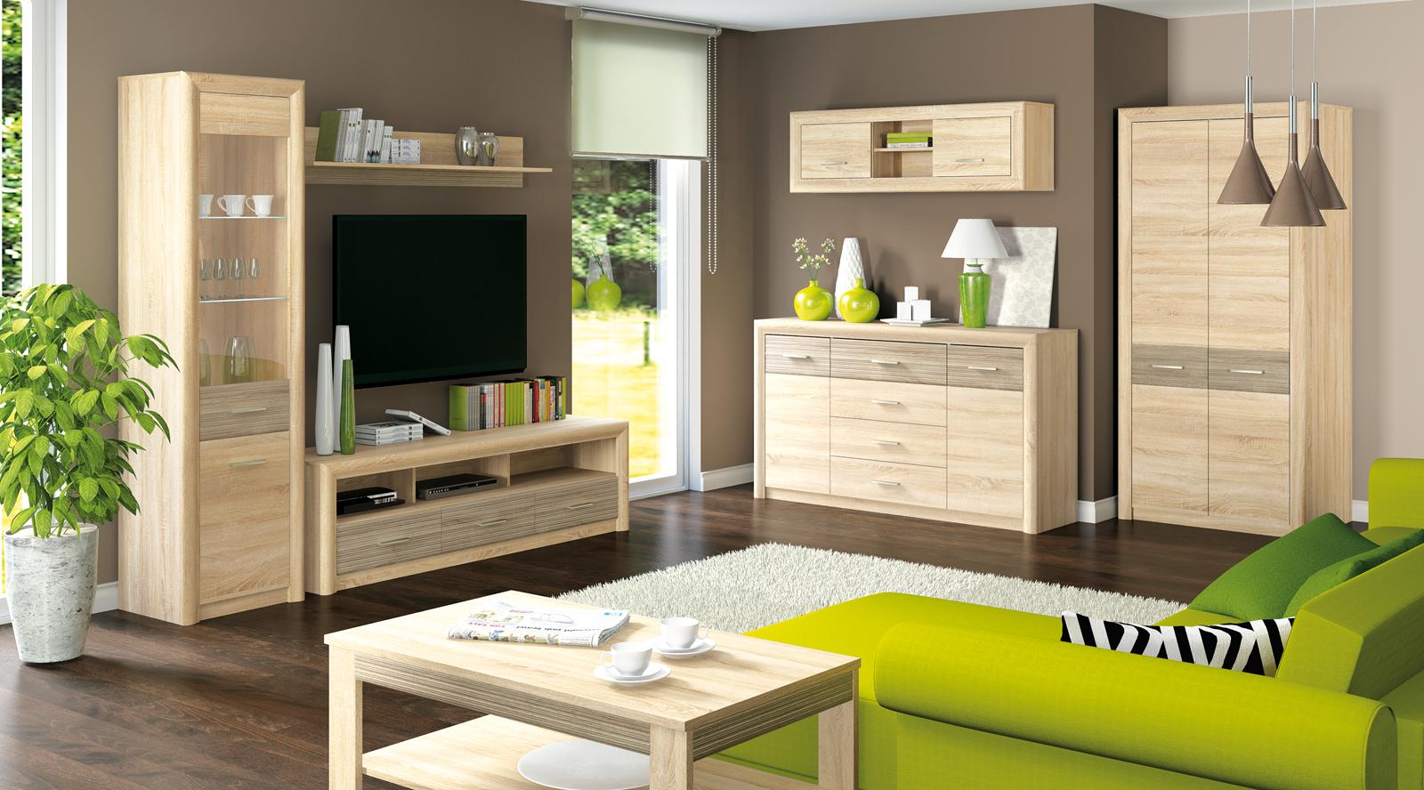 Kvalitní bytový nábytek Cascada A - Inspirace a fotogalerie