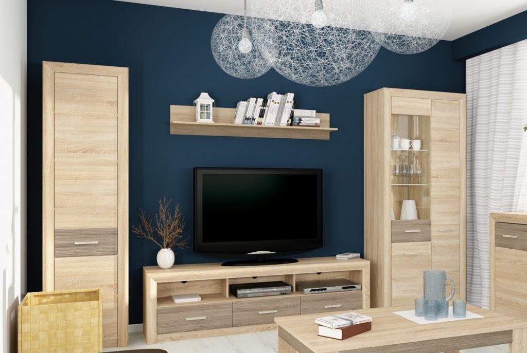 Kvalitní bytový nábytek Cascada B - Inspirace a fotogalerie