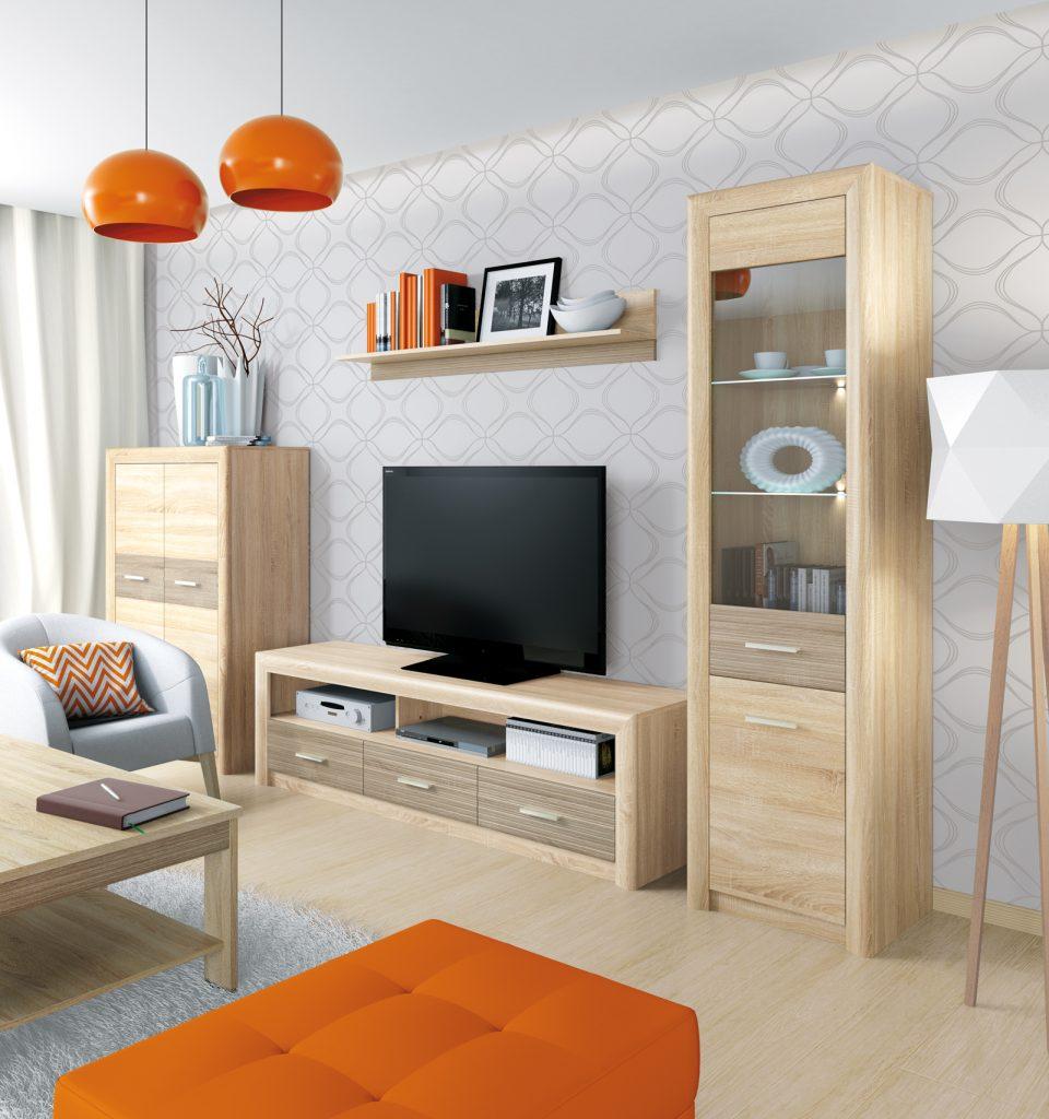 Kvalitní bytový nábytek Cascada C - Inspirace a fotogalerie