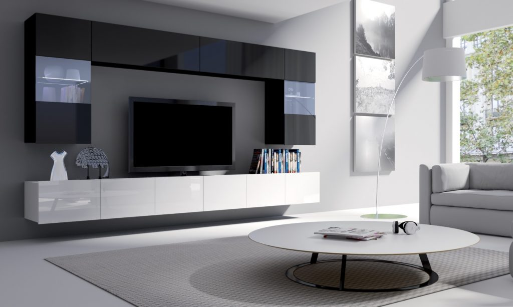 Moderní bytový nábytek Celeste A - Inspirace a fotogalerie