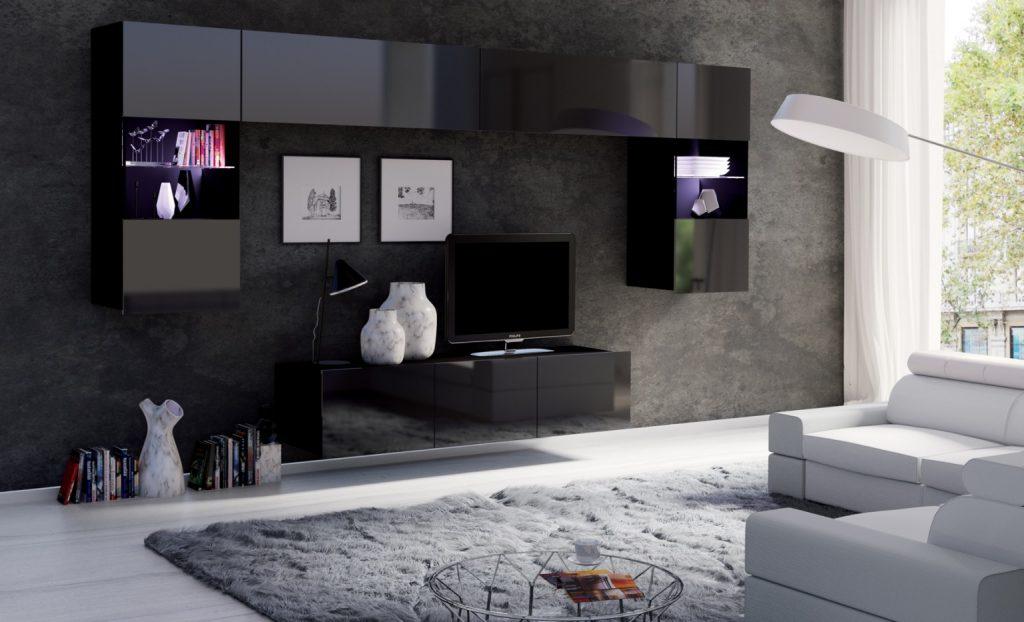 Moderní bytový nábytek Celeste C - Inspirace a fotogalerie