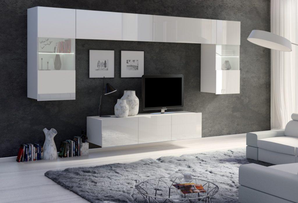 Moderní bytový nábytek Celeste D - Inspirace a fotogalerie