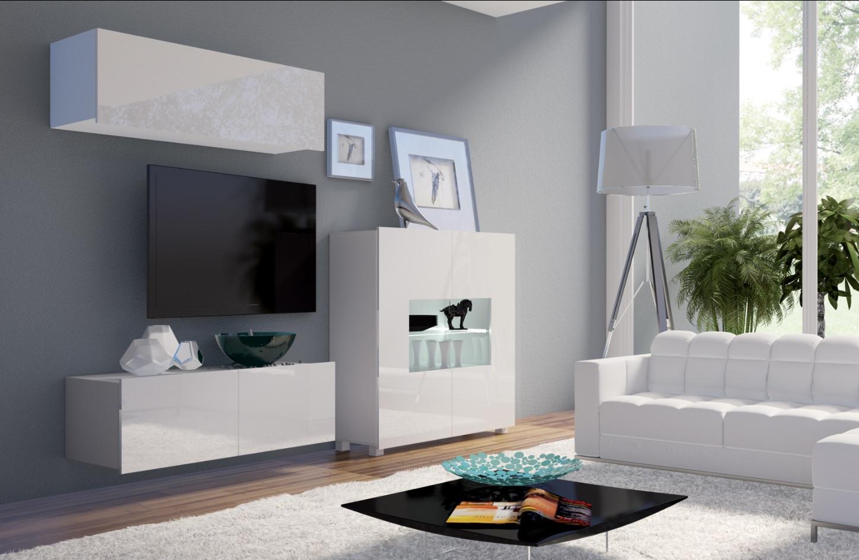 Moderní bytový nábytek Celeste E - Inspirace a fotogalerie