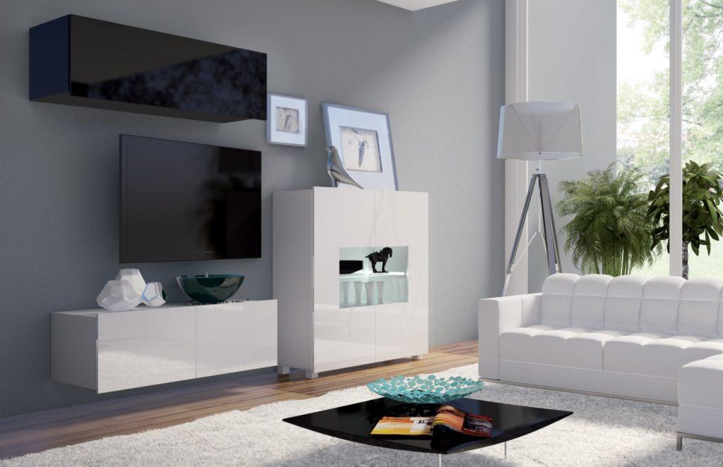 Moderní bytový nábytek Celeste F - Inspirace a fotogalerie