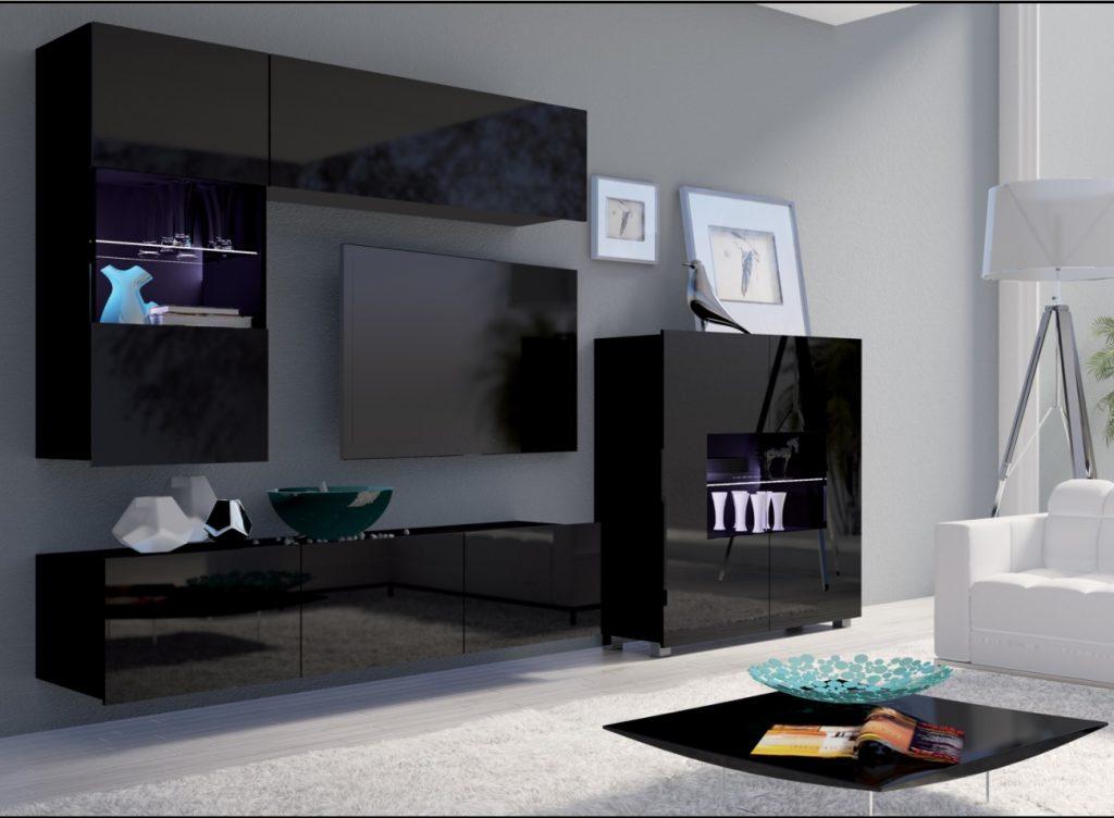 Moderní bytový nábytek Celeste G - Inspirace a fotogalerie