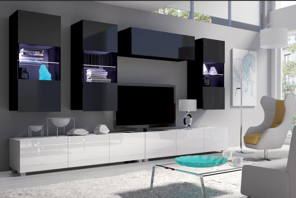 Moderní bytový nábytek Celeste P - Inspirace a fotogalerie