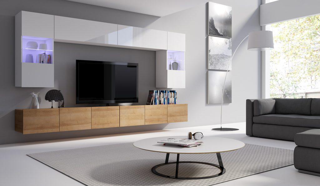 Moderní bytový nábytek Celeste R - Inspirace a fotogalerie