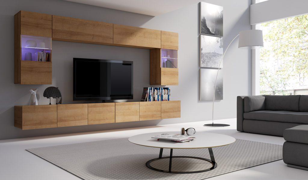 Moderní bytový nábytek Celeste T - Inspirace a fotogalerie