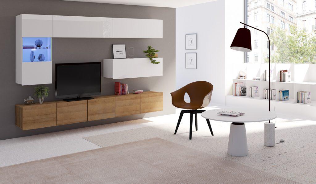 Moderní bytový nábytek Celeste U - Inspirace a fotogalerie