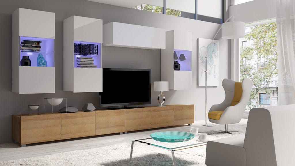 Moderní bytový nábytek Celeste V - Inspirace a fotogalerie