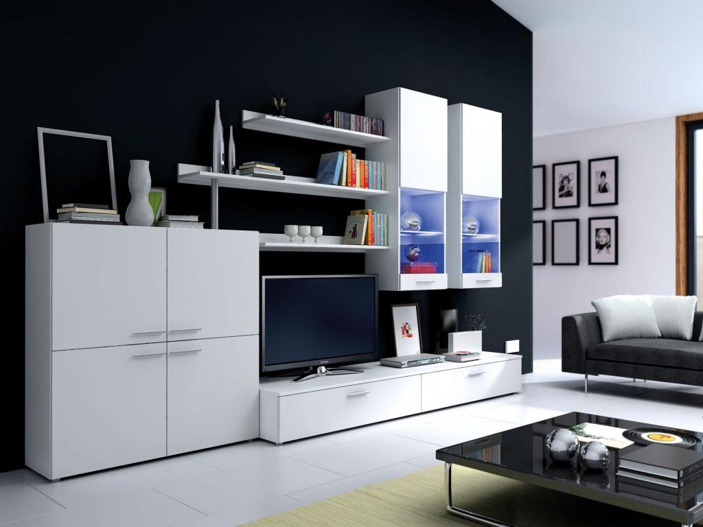 Moderní obývací stěna Diana II