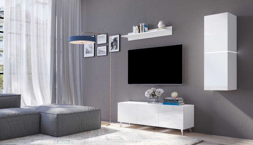 Moderní bytový nábytek Desmo sestava C - Inspirace a fotogalerie