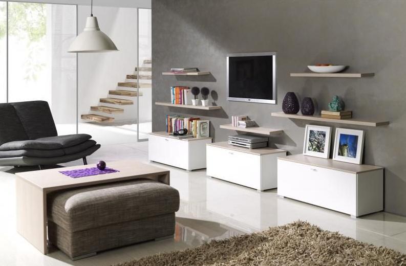 Obývací stěna Divi 2 - Inspirace a fotogalerie