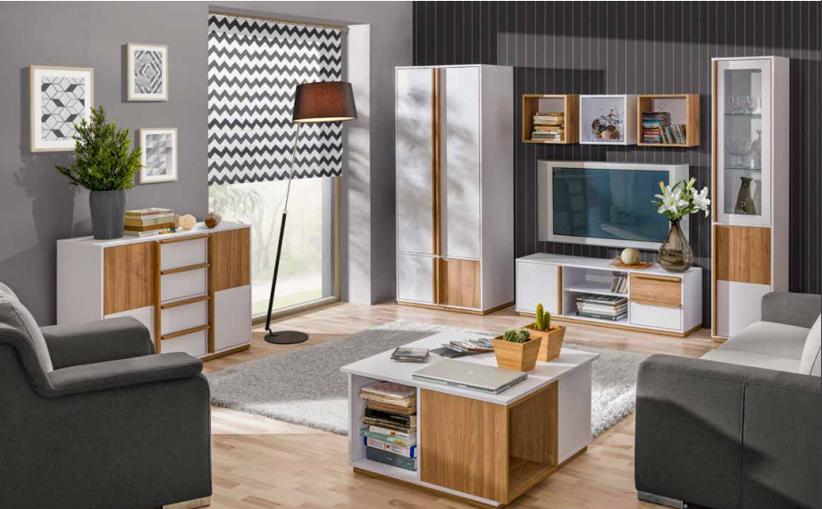 Obývací pokoj Evita A - Inspirace a fotogalerie