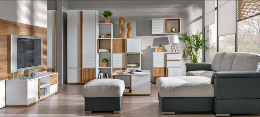 Obývací pokoj Evita C - Inspirace a fotogalerie