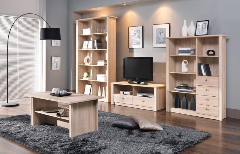 Sektorový obývací nábytek Finesa systém A - Inspirace a fotogalerie
