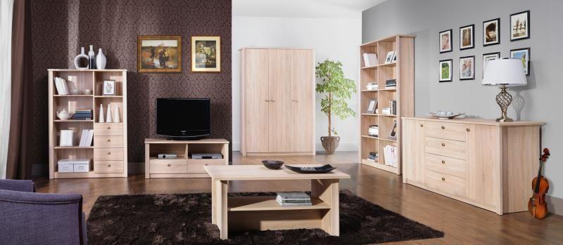 Sektorový obývací nábytek Finesa systém B - Inspirace a fotogalerie