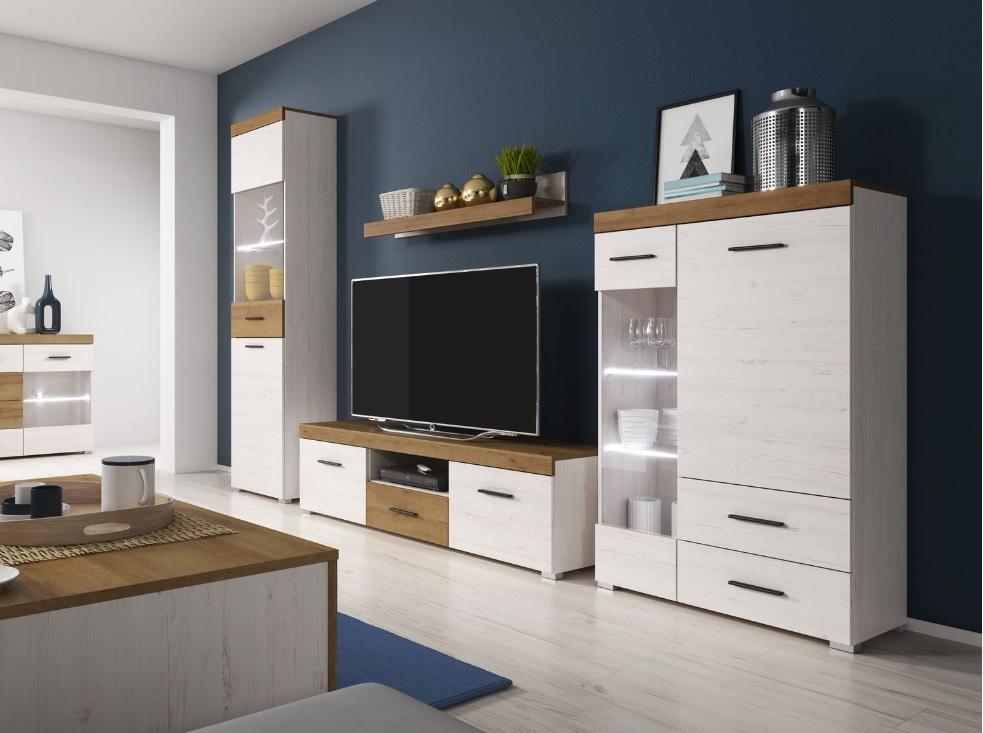 Moderní obývací systém Frolo A - Inspirace a fotogalerie