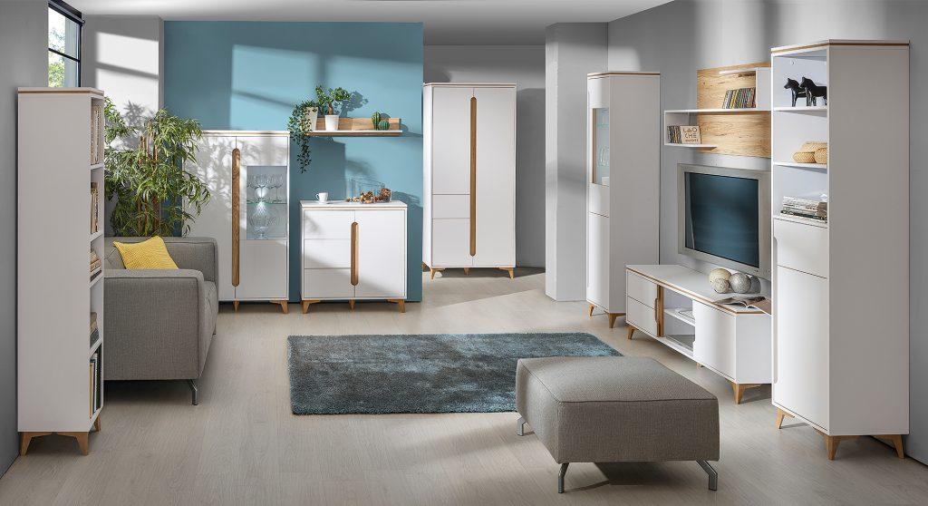 Moderní bytový nábytek Gaston sestava B