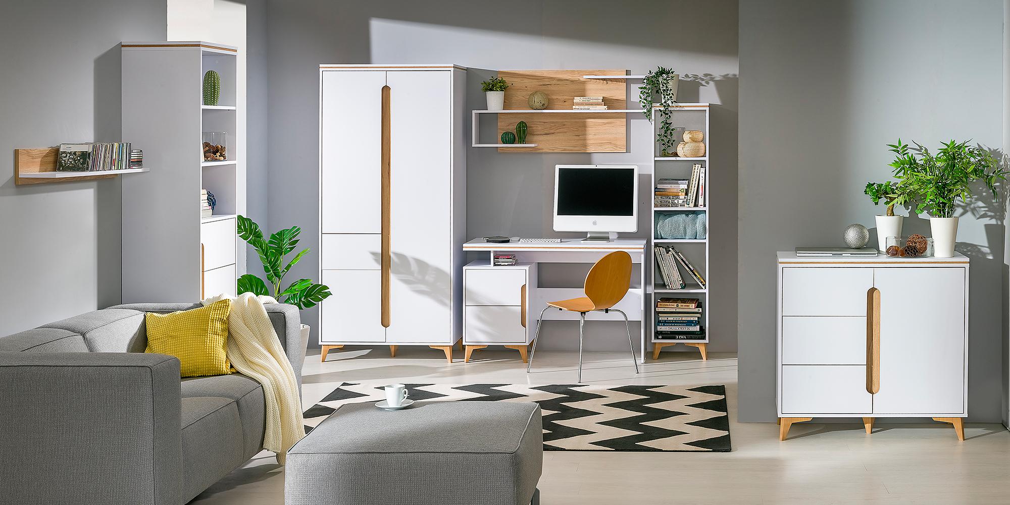 Moderní studentský nábytek Gaston sestava C