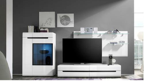 Luxusní obývací stěna Helios A
