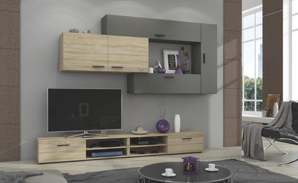 Moderní bytová stěna Java