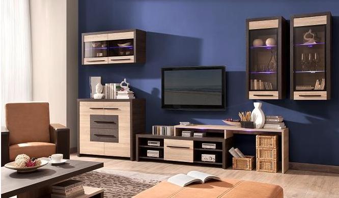 Levný obývací nábytek Kolnero B - Inspirace a fotogalerie