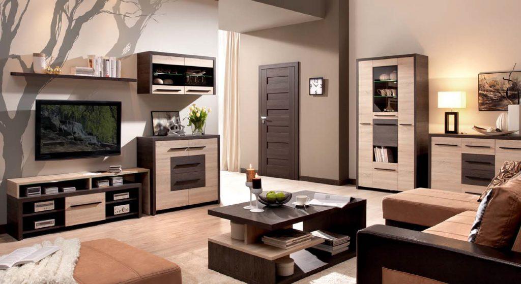 Moderní obývací nábytek Kolnero D - Inspirace a fotogalerie