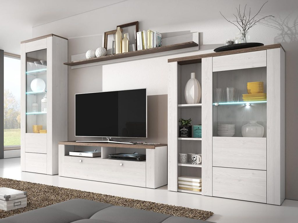 Luxusní obývací stěna Ladrone