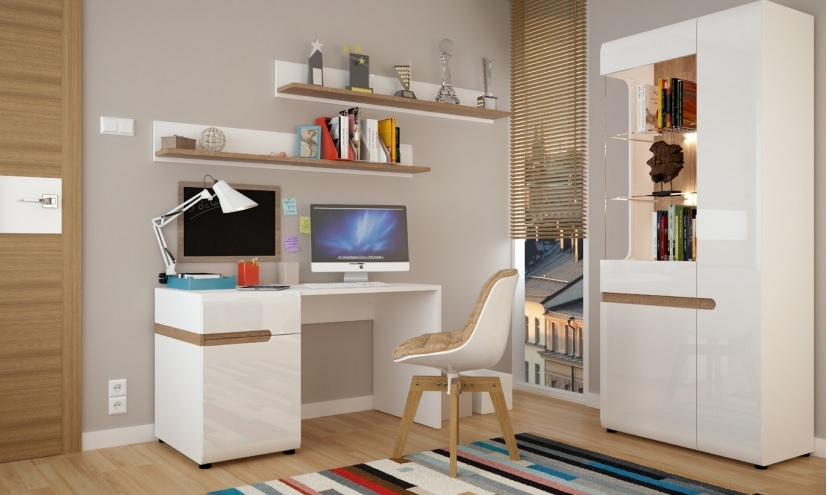 Studentský pokoj Linteo D - Inspirace a fotogalerie