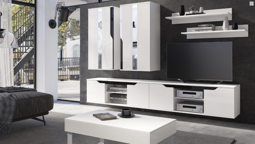 Moderní bytový nábytek Locco sestava E - Inspirace a fotogalerie