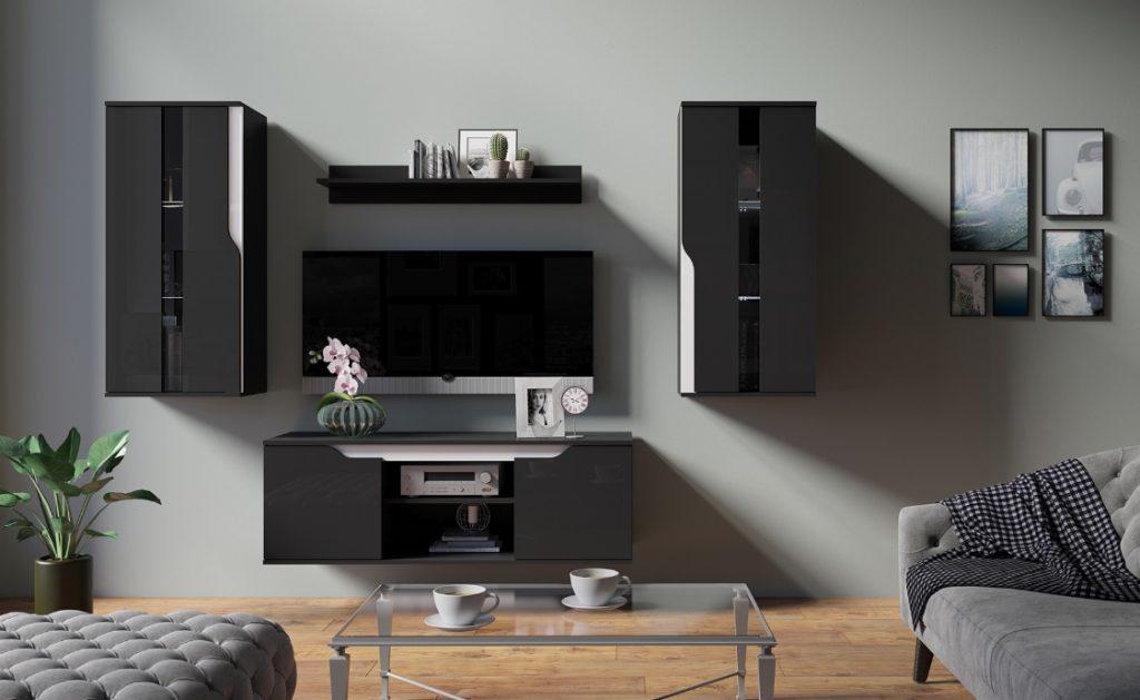 Moderní bytový nábytek Locco sestava G - Inspirace a fotogalerie
