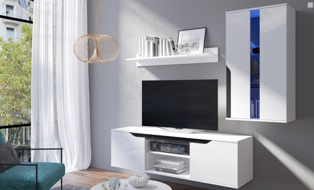 Moderní bytový nábytek Locco sestava C - Inspirace a fotogalerie