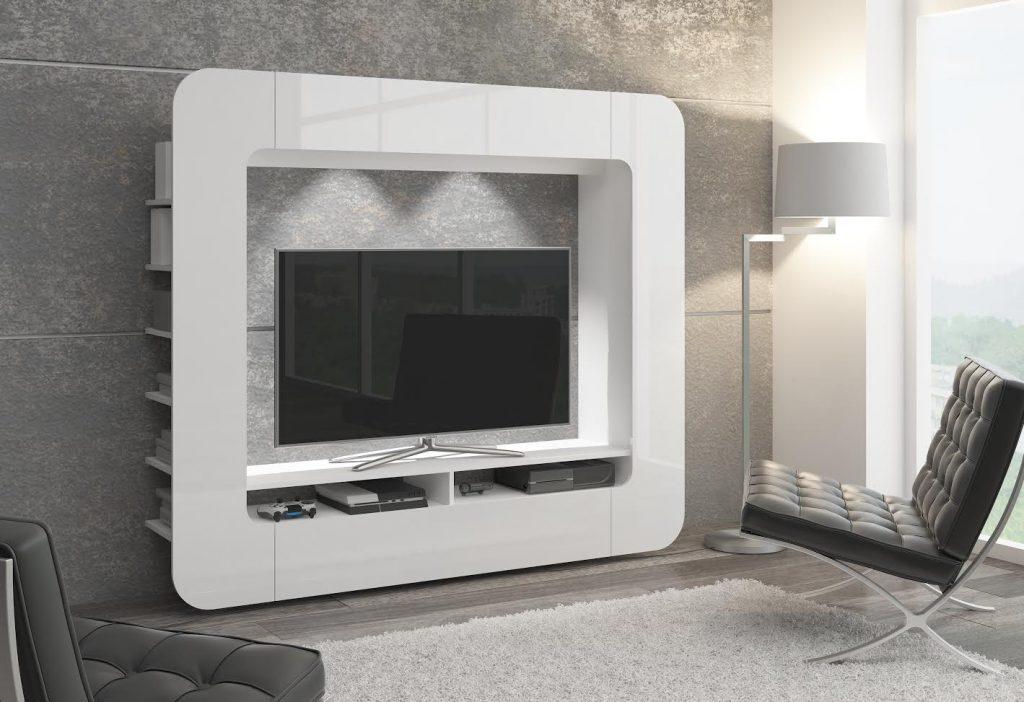 Moderní obývací stěna Media