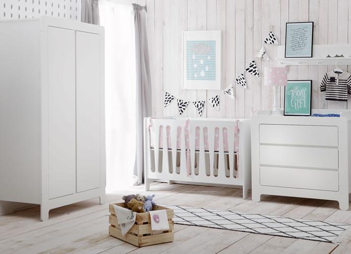 Dětský pokojíček Melmen MDF B - Inspirace a fotogalerie