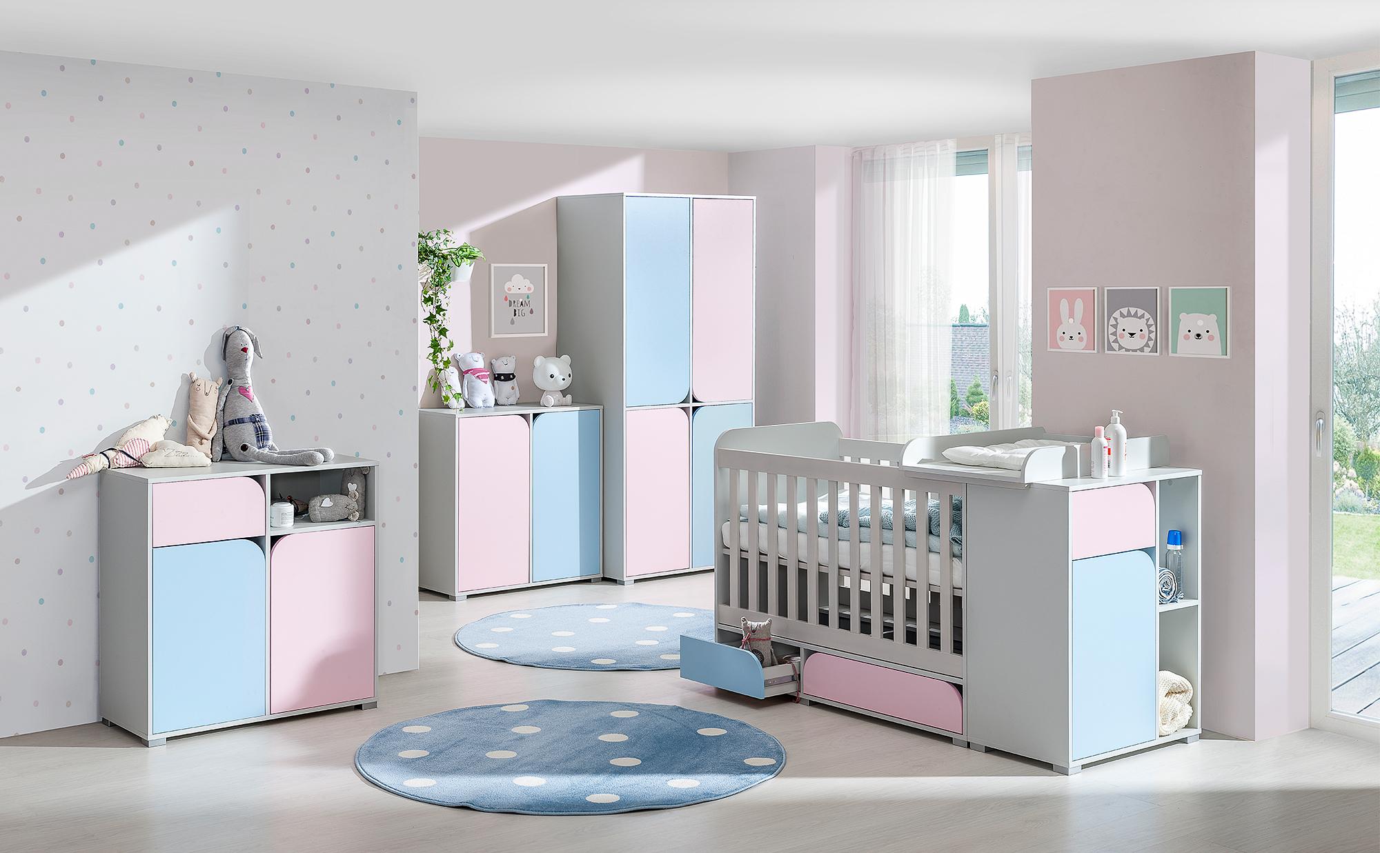 Dětský pokojíček Minimo sestava A - Inspirace a fotogalerie